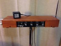 Moog Etherwave Theremin (mint condition/still boxed)