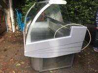 ZOIN BUFFALO 150 Serve over counter chiller cooler fridge