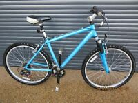 APOLLO LIGHTWEIGHT ALUMINIUM HYBRID BIKE IN ALMOST NEW CONDITION HAVING HAD VERY LITTLE USE..