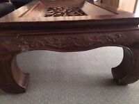 Chinese Table (purchased in China)