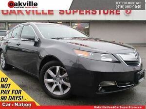 2013 Acura TL | LEATHER | BLUETOOTH | SUNROOF | ACCIDENT FREE |