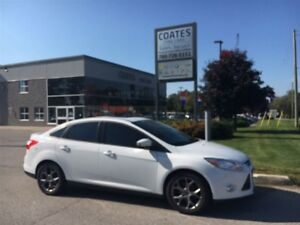 2013 Ford Focus SE ~Leather ~Power Moonroof ~Alloy Wheels
