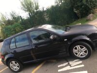 FOR SALE VW GOLF 1.9 GT TDI 130 bhp **£495 NO OFFERS** Re-Advertiseddue to time wasters**