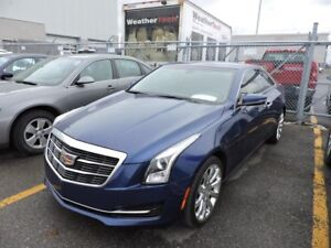 2015 CADILLAC ATS COUPE AWD CUIR,SYSTEME CUE,SYSTEME BOSE