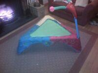 Jumpstart Triangular Trampoline