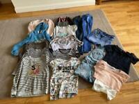 Girls clothes bundle age 9-11 yrs