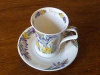 """Dunoon"" cup n saucer"