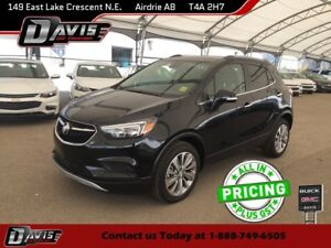 2017 Buick Encore Preferred TURBO, REAR VISION CAMERA, SIRIUS...