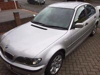 BMW 320d 2002 Facelift Model
