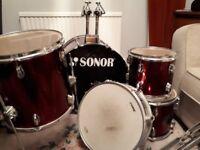 Sonor 503 drumkit