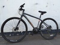 Voodoo Marasa Hybrid Bike - ideal commuter and weekend explorer