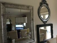 Laura Ashley Style Mirror collection