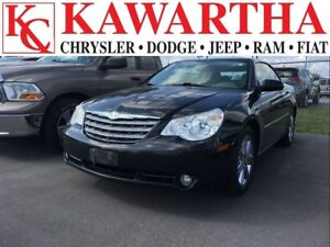 2008 Chrysler Sebring LTD*UCONNECT*HEATED SEATS*LEATHER*