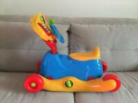 Vtech rocker ride on
