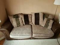 FREE 3 seater sofa SCS