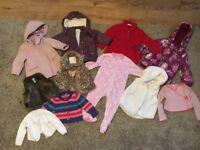 Girls coat/ winter bundle