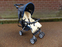 BABY BUGGY / PUSHCHAIR
