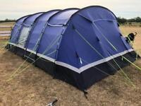 Hi gear kalahari 10 man tent camping