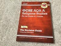 CGP AQA A Religious Studies Revision Guide 9-1