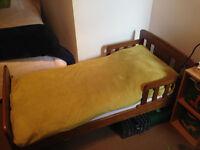 Toddler Bed from John Lewis