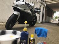 Yamaha r 125 stolen