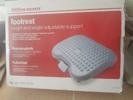 Footrest New in Box