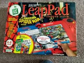 LeapPad reader