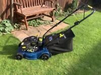 Challenge extreme petrol mower