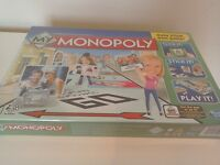 New My Monopoly Game