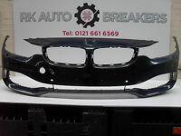 BMW 4 SERIES Front Bumper F32/F33/F36 7363275 REF 1199