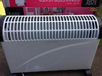 Free Standing Heater in as new condition