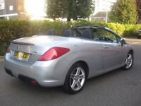 STUNNING PEUGEOT 307 === NEW SHAPE 2010 === 3 DOOR COUPE CABRIOLET CONVERTIBLE
