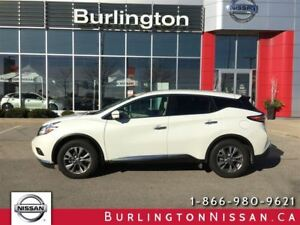2016 Nissan Murano SL, AWD, ACCIDENT FREE, 1 OWNER !