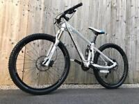 Lapierre X-Control full Suspension Enduro/Downhill Bike, LIKE NEW, HIGH SPEC, DEORE