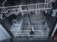 hotpoint aquarius full size freestanding dishwasher