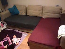 Sale corner sofa a£250