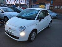 Fiat 500 1.2 Pop *** ONE OWNER *** 12 MONTHS WARRANTY! ***