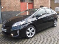 TOYOTA PRIUS T SPIRIT 2013 UK MODEL +++ 1 YEAR PCO UBER READY +++ 5 DOOR HATCHBACK