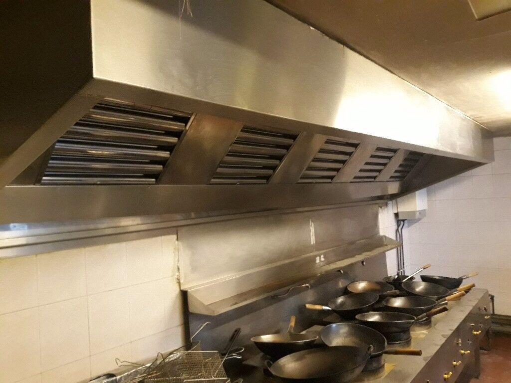 Catering equipment Restaurant cafe Clearance items Ventilation