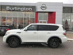 2017 Nissan Armada Platinum Edition, *** WOW ONLY $59, 900 +HST*