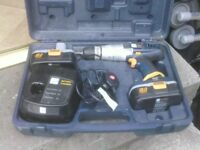 CORDLESS DRILL 18V WITH CHARGER £25