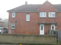 3 bedroom house large garden driveway unfurnished to let £660 / month Armley Bramley still available