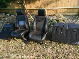 Leather seats for LAND ROVER FREELANDER
