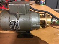 Stuart Turner 240v water pump in working condition