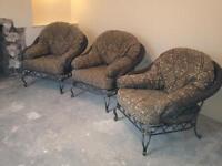Indoor/outdoor chairs