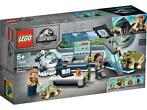 Lego Jurassic World 75939 Dr Wu's laboratorium: Ontsnapping