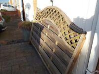 Fence panels (free)