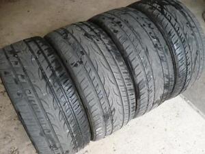 Four 245-40-18 tires   $220.00