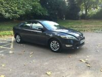 2012 FORD MONDEO ZETEC BUSINESS EDITION 1.6 TDCI 6 SPEED MANUAL GREY SAT NAV GENUINE 42K MILES