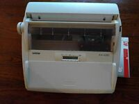 Brother AX 430 Electric Typewriter for sale